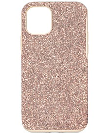 High Rose Gold-Tone Crystal Smartphone Case with Bumper for iPhone® 11 Pro
