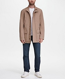 Men's Stand Collar Rain Jacket