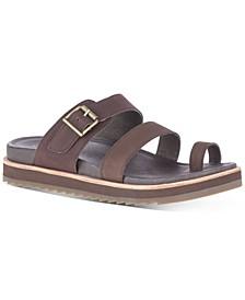 Women's Juno Buckle Slide Sandals