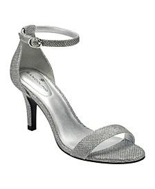 Madia Women's Open Toe Dress Sandals