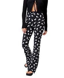 Women's Leni Flare Jersey Pants