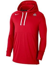 Ohio State Buckeyes Men's Lightweight Hooded Sweatshirt