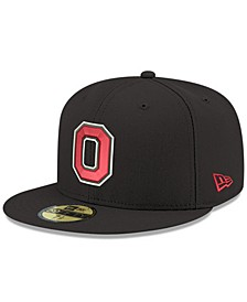 Ohio State Buckeyes Authentic Collection 59FIFTY Cap