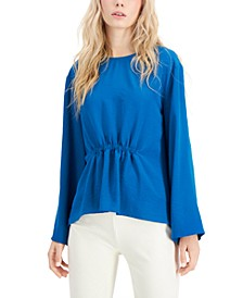 Cinched-Front Top, Created for Macy's