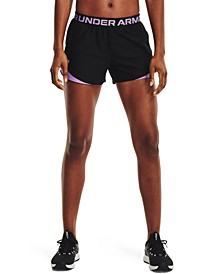 Women's Play Up 3.0 Shorts