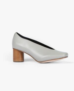 Women's Hi Scoop Cylinder Pumps Women's Shoes