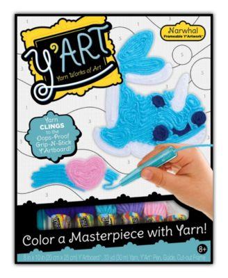 Y'Art Yarn Works of Art Craft Kit
