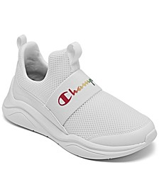 Women's Legacy A Slip-On Low Casual Sneakers from Finish Line