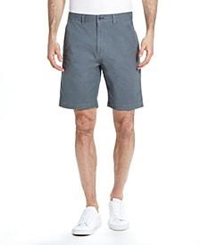 Men's Ribbed Ottomn Short