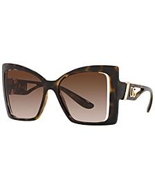 Women's Sunglasses, DG6141 55