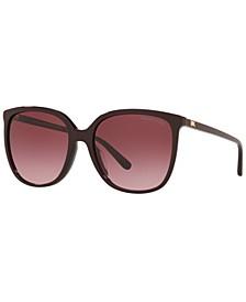 Women's Anaheim Sunglasses, MK2137U 57