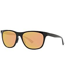 Women's Leadline Polarized Sunglasses, OO9473 56