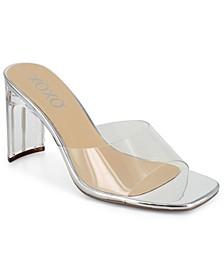 Women's Vally Translucent Dress Sandals