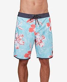 Men's Fluoro Board Shorts