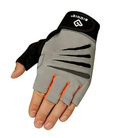 Men's Cross Training Fingerless Fitness Gloves