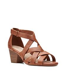 Women's Collection Lorene Pop Sandals