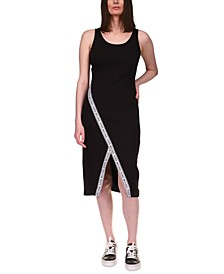 Sport Logo Midi Dress, Regular & Petite