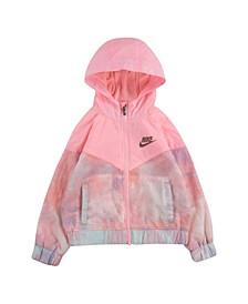 Toddler Girls Sportswear Windrunner Jacket