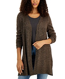 Petite Duster Cardigan, Created for Macy's