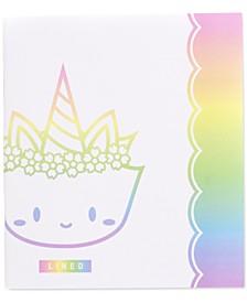 Unicorn Lined Journal
