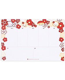 Lucky Weekly Notepad