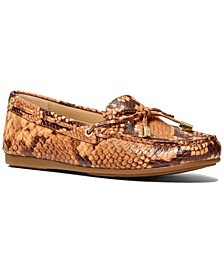 Sutton Moccasin Flat Loafers