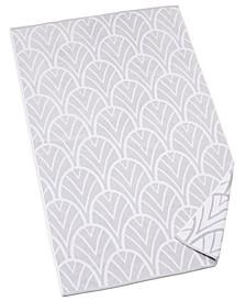 "Resort Decorative Palm Cotton 40"" x 70"" Beach Towel, Created for Macy's"