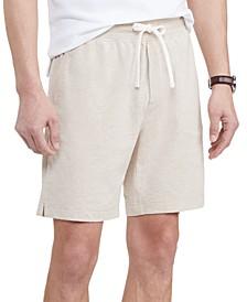 Men's Comfort Piqué Shorts