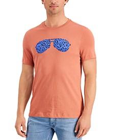 Men's Aviator Graphic T-Shirt