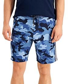 Men's Camo Jogger Shorts