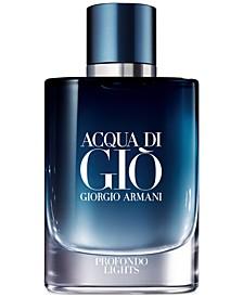 Men's Acqua di Giò Profondo Lights Eau de Parfum Spray, 1.35-oz.