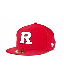 New Era Rutgers Scarlet Knights 59FIFTY Cap