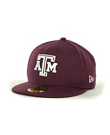 New Era Texas A&M Aggies 59FIFTY Cap