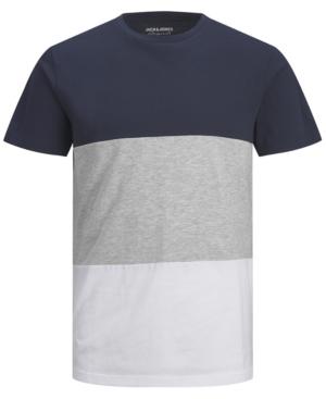Men's Posha Colorblocked T-Shirt