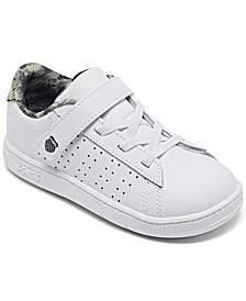 Toddler Boys Dinosaur Court Casper Stay-Put Casual Sneakers from Finish Line