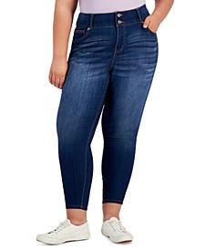 Plus Trendy Mid-Rise Skinny Jeans