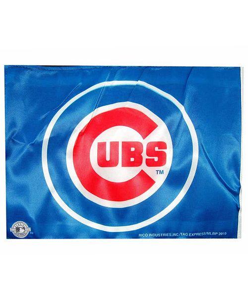 Rico Industries  Chicago Cubs Car Flag
