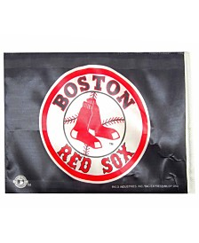 Rico Industries  Boston Red Sox Car Flag