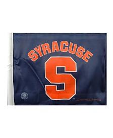 Rico Industries  Syracuse Orange Car Flag