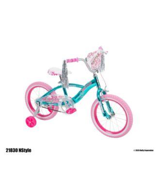 Huffy 16-Inch N Style Girls Bike for Kids