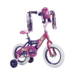 Huffy 12-Inch Disney Princess Girls Bike With Bubble-Maker