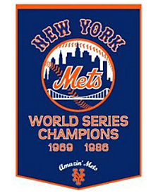 Winning Streak New York Mets Dynasty Banner