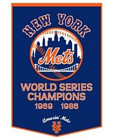 Winning Streak New York Mets Dynasty Banner