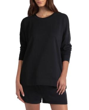 Women's Long Sleeve Crew Neck Sweatshirt