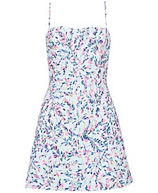 Flores A-Line Dress
