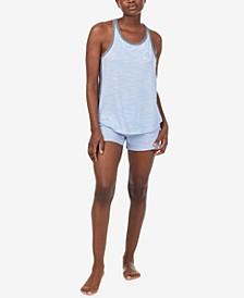 Tank & Shorts Pajama Set