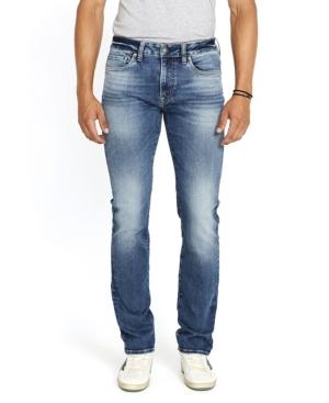 Men's Slim Fit Stretch Denim Jeans