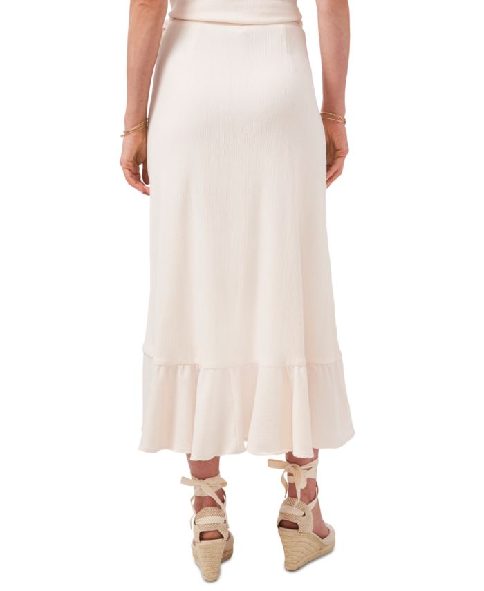 1.STATE Wrap Midi Skirt & Reviews - Skirts - Women - Macy's