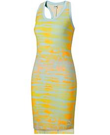 Women's Tie-Dyed Bodycon Dress