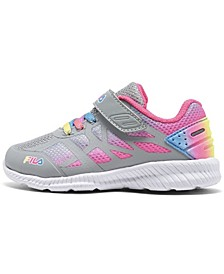 Toddler Girls Superstride 2 Running Sneakers from Finish Line